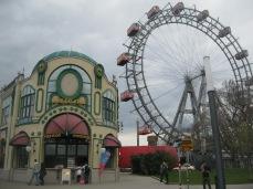 PRATER : Parc d'attraction de Vienne