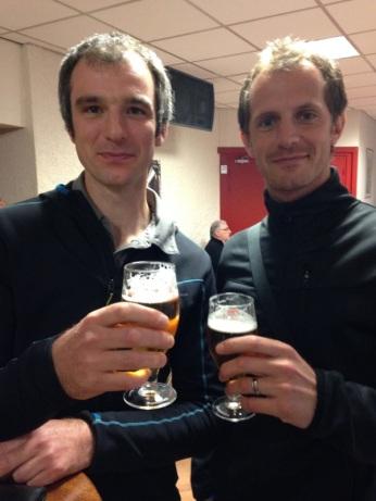 Equipe 2 : Les frangins Arnaud et Guillaume