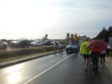Comme sur le Tour de France, il y a une caravane à Pauillac !