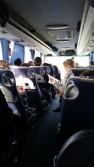 Le bus est rempli