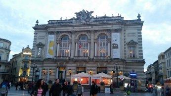 Opéra - Place de la comédie