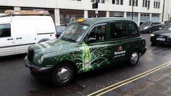 Sympa le taxi !