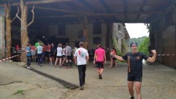 KM 3 : Arrivée au Domaine Bazaillacq