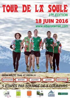 Tour de la Soule 2016 - 1ère édition
