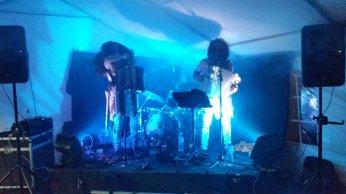 Concert de ACDFé ! Génial !! Du AC/DC à l'accordéon :)