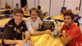 Avec les copains Gfi