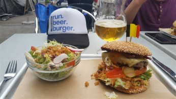 Run Beer Burger :D