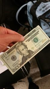 Nos 1er dollards :)