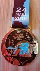 Mon 25ème marathon :)