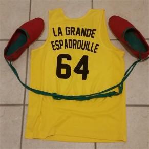 """1ère sortie pour l'association """"La Grande Espadrouille"""" :)"""
