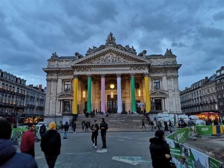 Aux couleurs du Tour de France, qui démarre par Bruxelles