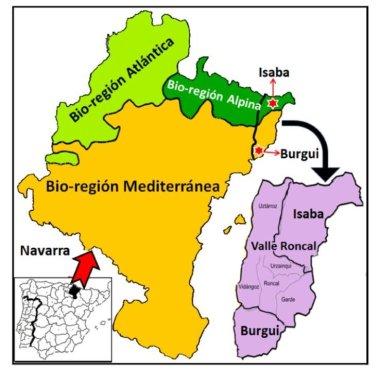 Localizacion-geografica-de-las-localidades-estudiadas-Isaba-y-Burgui-valle-del-Roncal